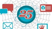 WWW turns 25 !